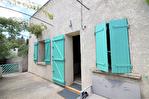 NIMES Maison de plain pied d'environ 110m² avec mazet et dépendances sur 1599m² de terrain. 10/17