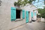 NIMES Maison de plain pied d'environ 110m² avec mazet et dépendances sur 1599m² de terrain. 11/17