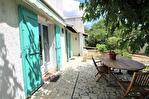 NIMES Maison de plain pied d'environ 110m² avec mazet et dépendances sur 1599m² de terrain. 12/17
