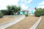 NIMES Maison de plain pied d'environ 110m² avec mazet et dépendances sur 1599m² de terrain. 13/17