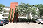 EN EXCLUSIVITE NIMES GAZELLE Beau P2 loué dans résidence avec piscine , ascenseur et parking 1/12