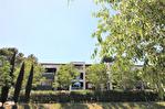EN EXCLUSIVITE NIMES GAZELLE Beau P2 loué dans résidence avec piscine , ascenseur et parking 10/12