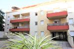 NIMES Proche centre ville appartement P2 avec terrasse , ascenseur et parking. 4/10