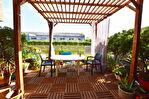 GARONS Appartement loué 3 pièce(s) 61 m2 avec terrasse, jardin et 2 places de stationnement aérien 3/3