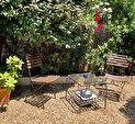 Appartement à vendre T3 70 m2 plain pied vue mer et jardin à Carry Le Rouet 5/13