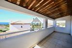 A vendre vue mer Maison contemporaine T5 160 m2 double garage 14/14