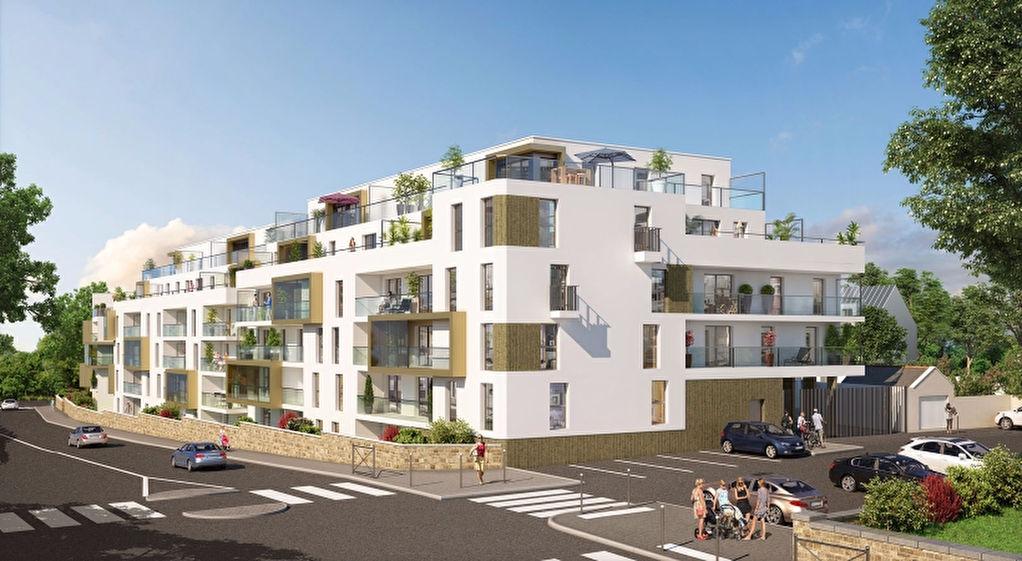 A Vendre appartement neuf quatre pièces à Rennes , quartier St Laurent