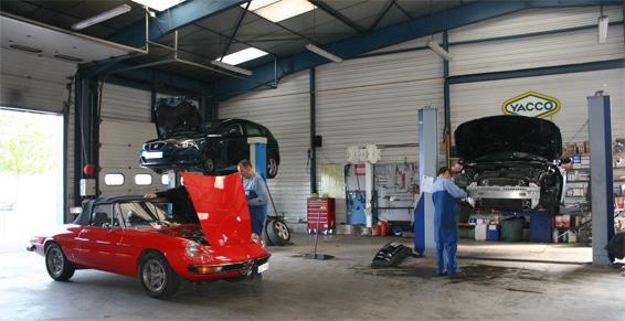 garage automobile et réparation à vendre à Saint-Malo