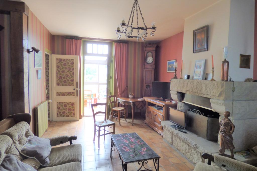 A vendre maison proche plage à Saint-Malo, quartier de Rothéneuf : Villa Blandine