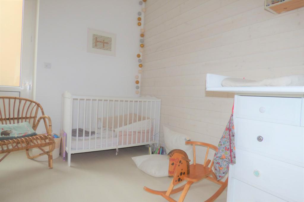 """Appartement totalement rénové à Saint-Malo, Paramé : """"Cocoon"""""""