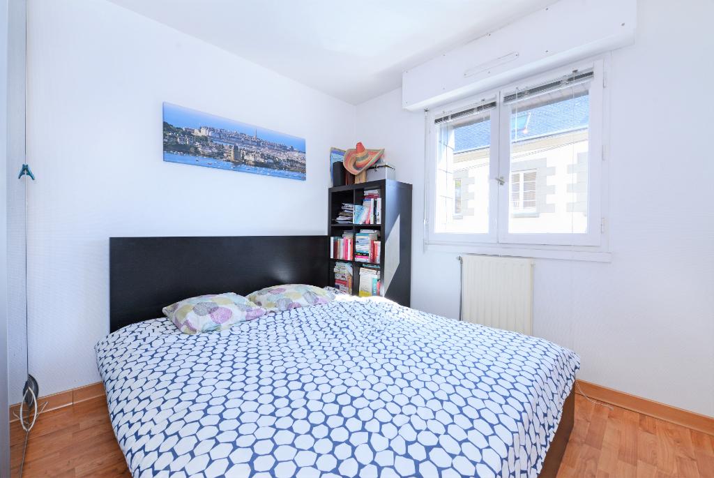 Appartement deux pièces, à Saint-Servan, proche des commerces : SMART