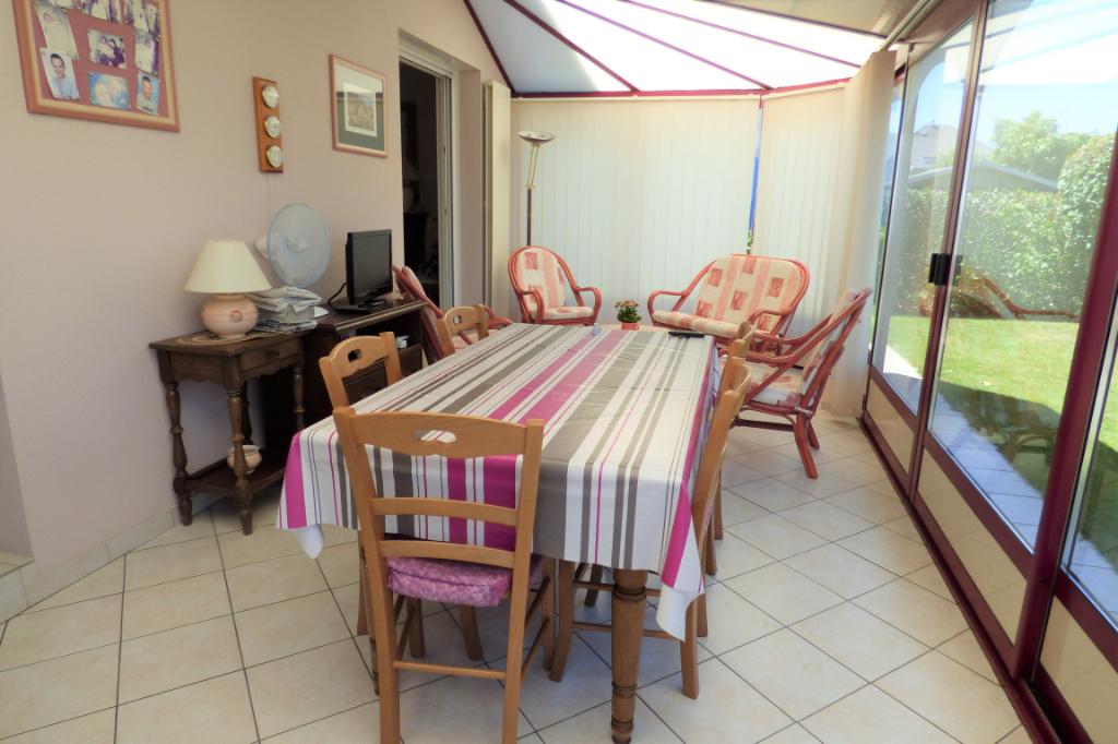 """A vendre maison quatre chambres dont une chambre au rez de chaussée à Saint-Malo : """"ROSE"""""""