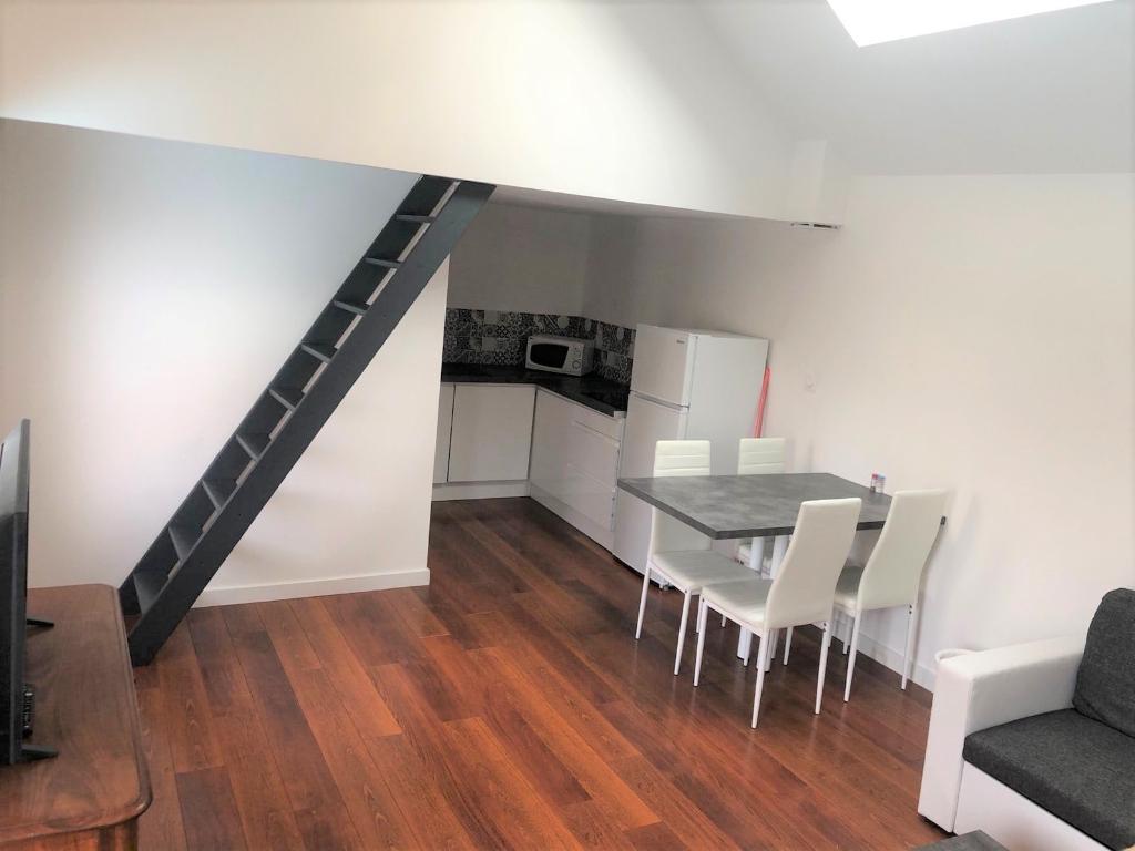 """Appartement à Saint-Malo, quartier de Paramé : """"le pigeonnier"""""""