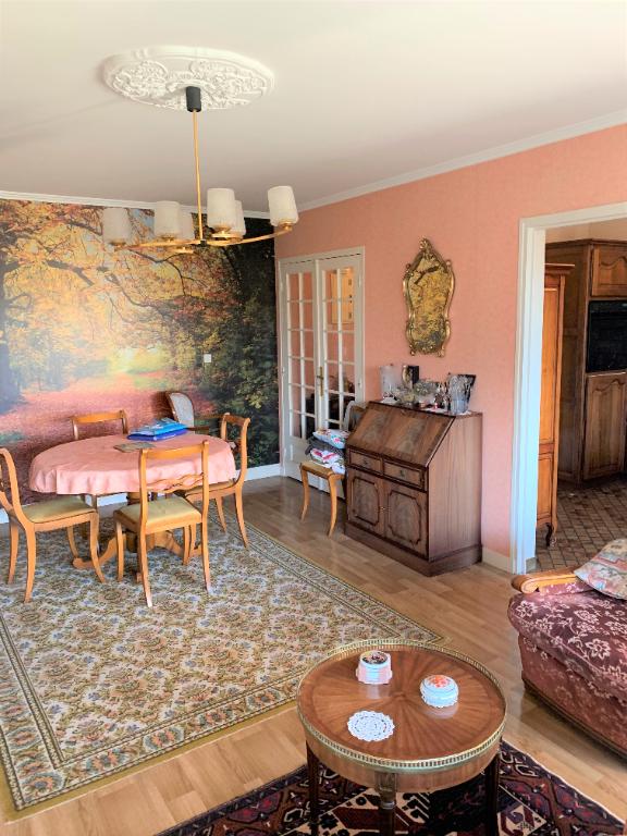 Grand appartement deux pièces proche plage et commerce à Saint-Malo