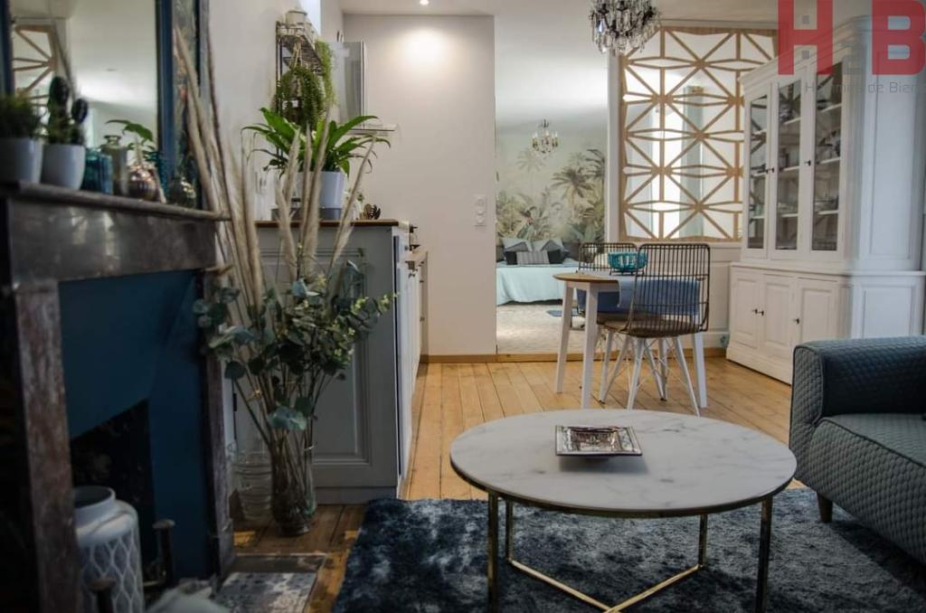 Appartement Saint Malo 2 pièce(s) 44 m2