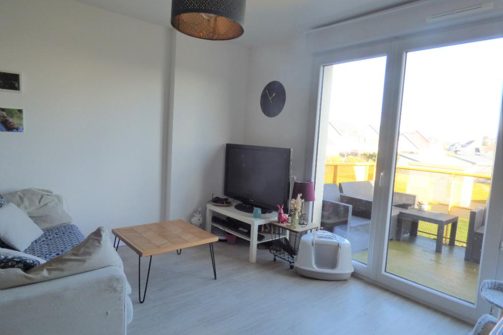 Appartement deux pièces, très récent à Saint-Malo,