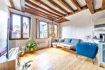 Rue Poissonnière / Charmant 2 pièces de 48m2 ensoleillé au 3ème étage en parfait état. 1/10