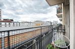 PARIS XV - CROISEE : GRENELLE/MOTTE PICQUET/COMMERCE - APPARTEMENT : 5P - 2 CH + BUREAU - ETAGE TRES ELEVEE - BALCON 3/14