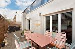Exclusivité. Télégraphe / Pelleport. Dernier étage grand 3 pièces donnant sur une belle terrasse de 60m2 + parking. 4/11