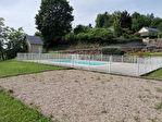 - A VENDRE - T2 avec jardin, terrasse, 2 parkings - ESPALION 2/3