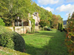 SOUS-COMPROMIS - Maison bourgeoise 7 pièces implantée dans un parc paysagé de 7800m²  - ST LAURENT D'OLT. 14/18