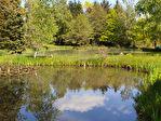A VENDRE Propriété avec étang et plan d'eau de 8670 m² sur Tigy 3/11