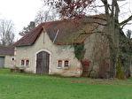 Maison grange à rénover de 400 m² avec terrain 1/4