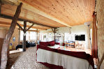 maison longere 5 pièce(s) 1500 m2 avec piscine, terrain 6/8