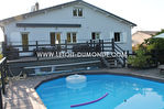 Maison de 175 m² avec 4 chambres , piscine, terrasse, jardin, garage et cave sur Coulounieix Chamiers 1/5