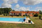 Maison, 5 pièce(s) 200 m2, piscine, terrain  2ha788 1/14