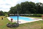 Maison, 5 pièce(s) 200 m2, piscine, terrain  2ha788 2/14