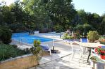 MAISON DE CARACTERE avec piscine en sortie de MAINTENON  sur 2,4 HA