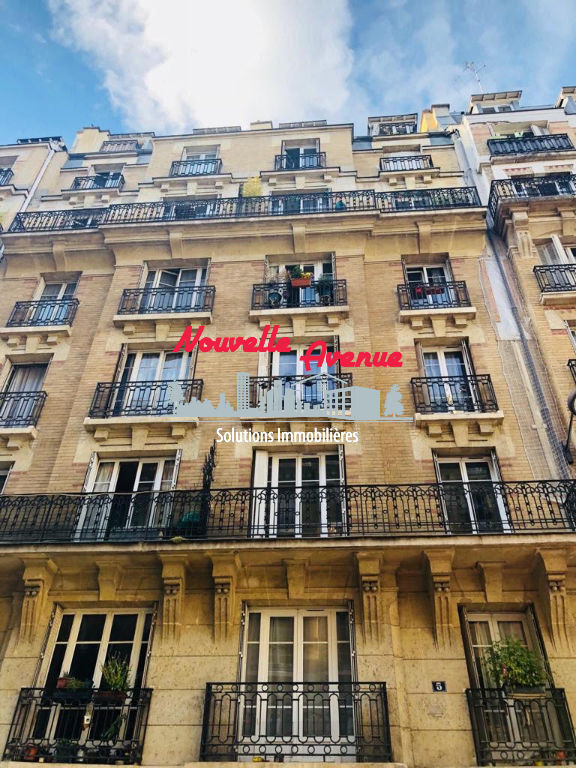 PARIS- GAMBETTA- Appartement 3 pièces 57.30 m2