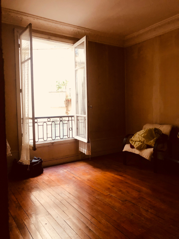 PARIS - GAMBETTA-  Appartement 4 pièces 71.50 m2