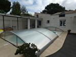 Maison  f6 145 m² hab terrain 1224 m²  + piscine et dpdces 6/18