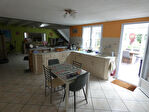 Maison  f6 145 m² hab terrain 1224 m²  + piscine et dpdces 8/18