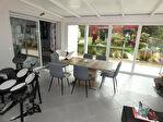 Maison  f6 145 m² hab terrain 1224 m²  + piscine et dpdces 12/18