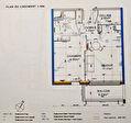 Appartement ROYAN T2 Neuf 1er étage de 42.48 m² 2/2