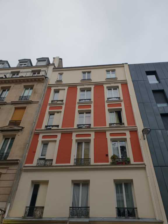 Appartement 2 pièces 30m² Paris 18ème