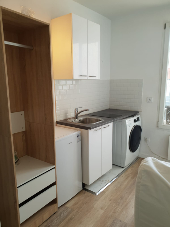 Studio 11m² paris 10ème