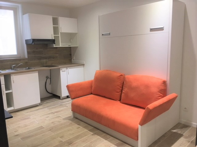 Studio 17 m2 Paris 75010