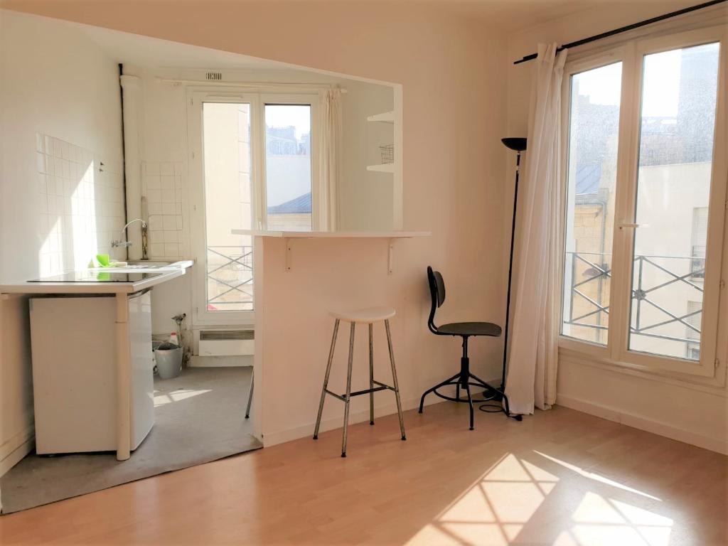 Appartement 2 pièces 27.50m2 75018 Paris
