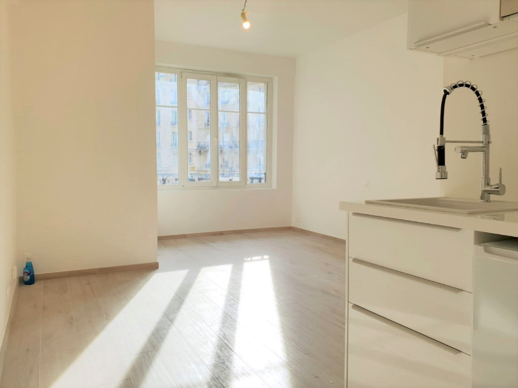 Studio 24.20m² Paris 17ème