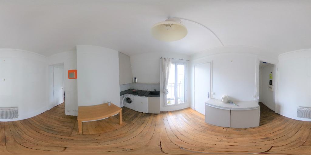 Appartement 2 pièces 30m² paris 10eme