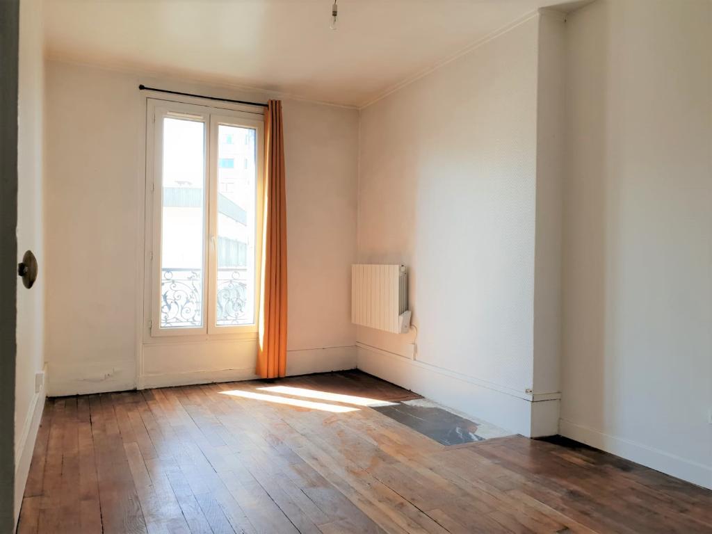 Appartement 2 pièces 31.71 m2 75019 Paris