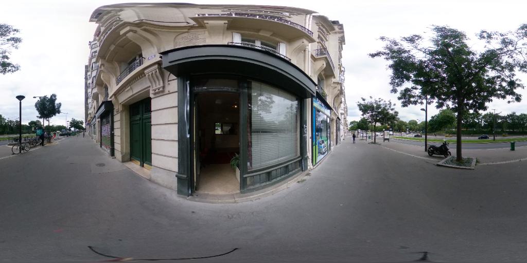 Local commercial 37m² Paris 12e Arrondissement