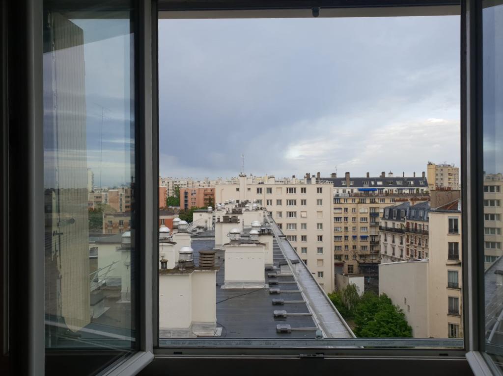 Studio 13.53 m2 Paris 12eme