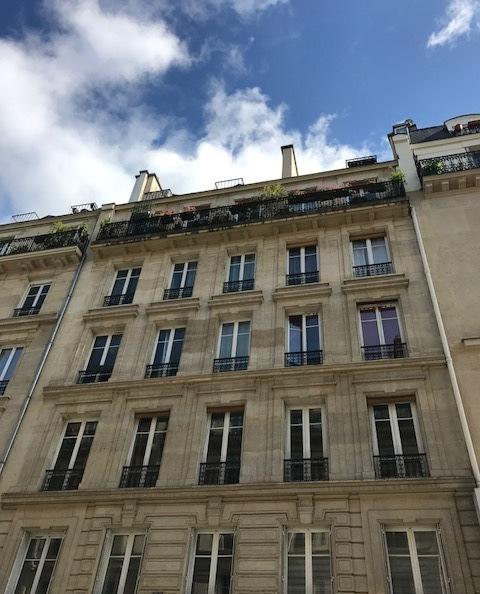 Appartement 3 pièces 82 m2 Paris 10eme