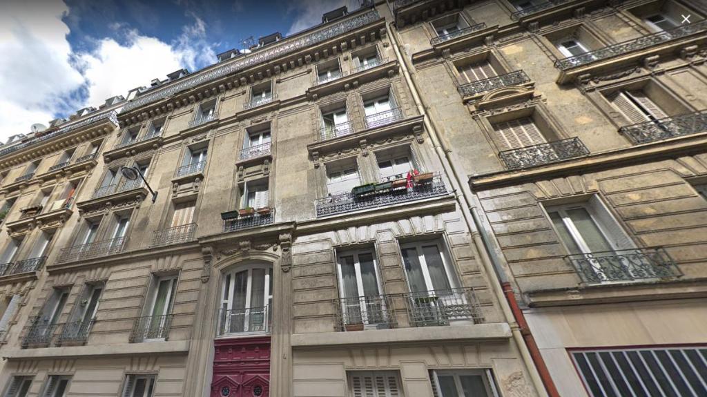 Appartement 2 pièces 33m² Paris