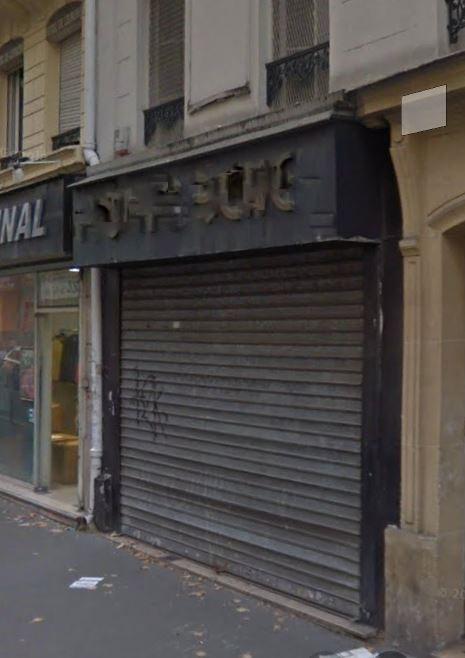 Murs de 80m² Paris 11eme